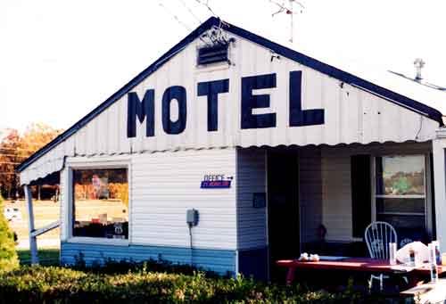 Vernelle's Motel office