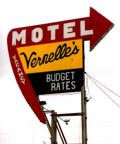 Welcome to Vernelle's!